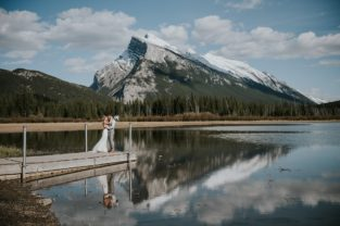 Mt Norquay Wedding, Calgary Wedding Photographer, Calgary Wedding Photography, Mountain Wedding